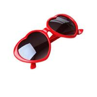 Lolita Love Heart Shaped Sunglasses