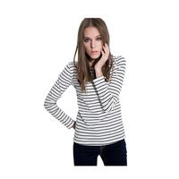 Women's Classic Cotton Stripe Top in 2 Colours