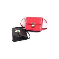 Buckle Square Mini Shoulder Bag