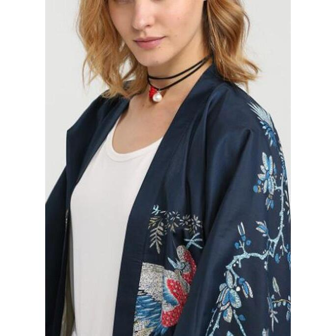 d459a0bbf Oriental Embroidered Kimono Wrap | Buy Jumpers & Cardigans - 182863