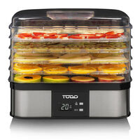 5 Tray Food Dehydrator 250W
