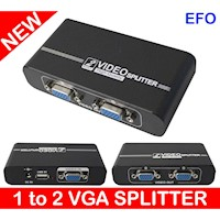 VGA Splitter 1 In 2 Out