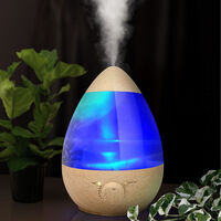 Ultrasonic Cool Mist Aromatherapy Humidifier 2.5L