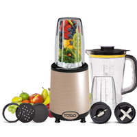 Todo 11 Piece Smoothie Bullet Blender Kit 700W