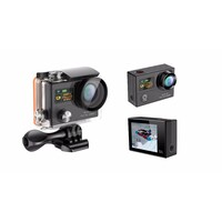 Waterproof 1080p HD WiFi Sports Action Camera Black