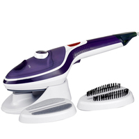 Todo Steam Iron Brush w/ LED Indicator Purple 1000W