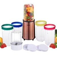 17pc Todo Stainless Steel Nutrition Bullet Blender