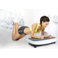 Todo Exercise Vibration Machine w Bluetooth Speaker