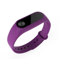Fitness Watch w/ Blood Pressure & HR Monitor Purple