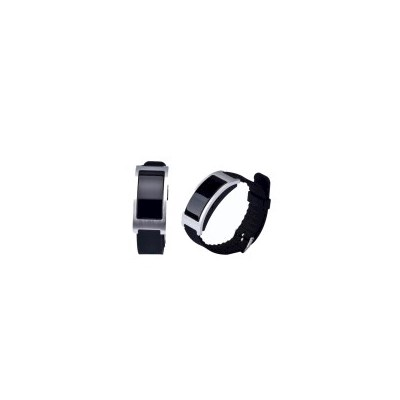 Smart Watch w/ Blood Pressure & HR Monitor - Silver