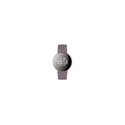 Smart Fitness Watch with Heart Rate Monitor in Grey