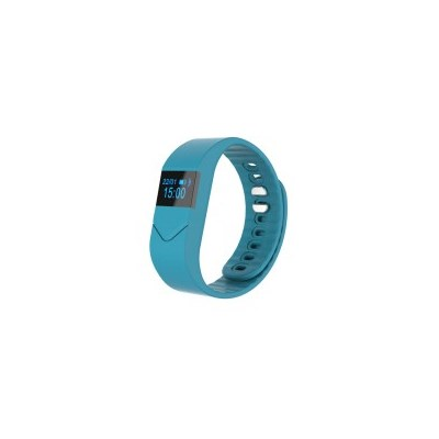 Fitness Bracelet with Heart Rate Monitor in Blue