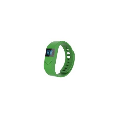 Fitness Bracelet with Heart Rate Monitor in Green