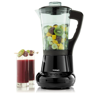 5-in-1 Programmable Soup Maker and Cooker in Black
