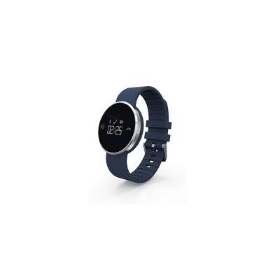 Waterproof Smart Watch with Heart Rate Monitor Blue