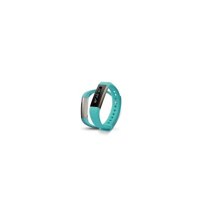 Wireless Fitness Band w/ Heart Rate Monitor in Blue
