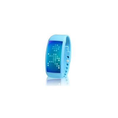 Smart Watch w/ Pedometer & Calorie Counter in Blue
