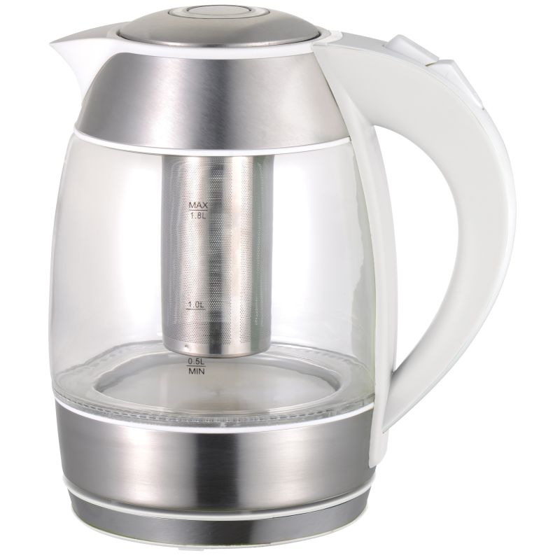Purchase Electric Kettle ~ Todo electric glass kettle with filter infuser l buy