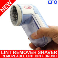 Lint Remover Shaver w/ Lint Bin & Brush