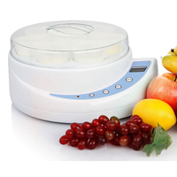8 Cup Electric Yogurt Maker Digital LCD