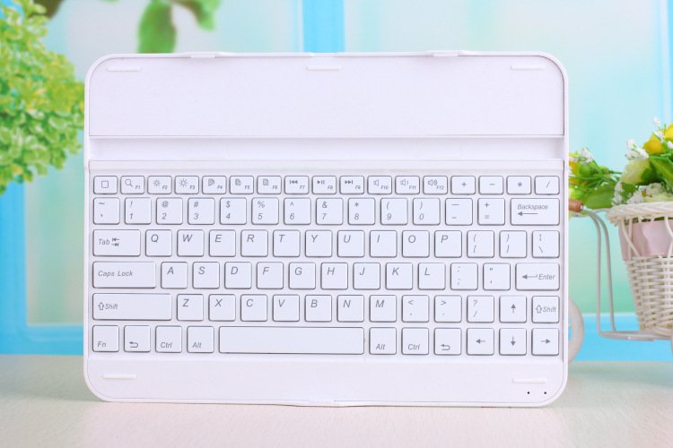 BLUETOOTH V3 0 WIRELESS KEYBOARD for SAMSUNG GALAXY TAB 4 10 1