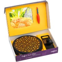 Mastrad Top Chips Gift Set with Mandoline & Book