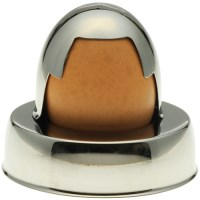Creative Cook Stainless Steel Boiled Egg Cosy