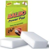 Balbo Power Pad Magic Cleaning Sponge 2 Pack