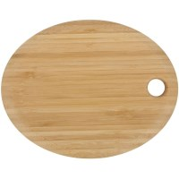 Core Bamboo Oval Cutting Board Set - 3 Sizes