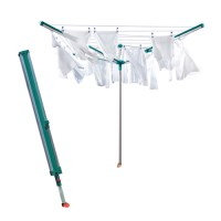 Linomatic Portable Outdoor Washing Clothesline 50m