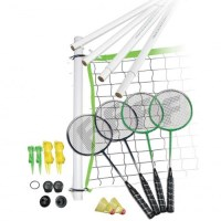 Franklin Intermediate Badminton Set with Carry Bag