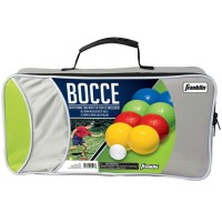 Franklin Intermediate Bocce Set with Carry Case
