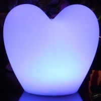Innovia Heart Table / Floor Lamp, LED, 26cm