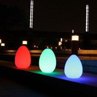 Innovia Indoor/Outdoor Illuminated LED Egg Lamp