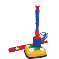 Major League Baseball 2 In 1 Kids Baseball Set
