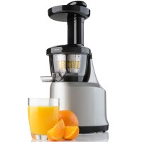 JuicePro Hero Cold Press Juicer in Silver 240V 150W