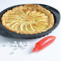 Mastrad Tart Baking Gift Set in Non Stick Silicone