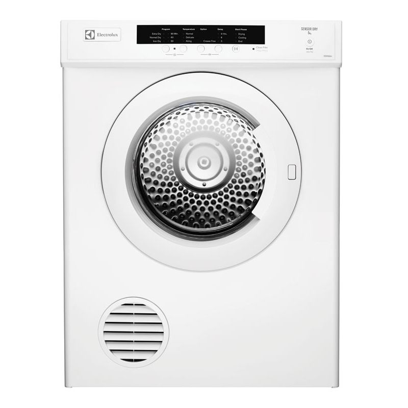 Electrolux 5kg Sensor Dry Dryer Edv5051 Buy Vented Dryers