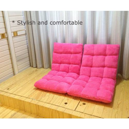 Portable couch sofa with adjustable backrest buy floor for Buy floor sofa