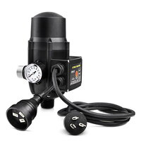 Pressure Switch Water Pump Controller Black