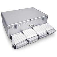 Aluminium Cd Amp Dvd Storage Case Box 3 Sizes Buy Baskets Amp Boxes