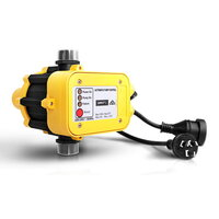 Automatic Pressure Pump Controller  Yellow
