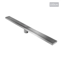 Heelguard Stainless Steel Slim Shower Grate 100cm