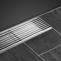 Heelguard Stainless Steel Shower Grate  900mm