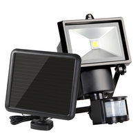 5W COB LED Solar Motion Sensor Security Light