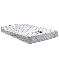 Pocket Spring Single Mattress w/ High-Density Foam