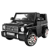 Kids Mercedes Benz Ride On Car w/ Remote in Black