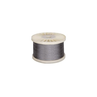 7x7 Marine Stainless Steel Wire Rope Braided 200m