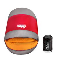 Thermal Sleeping Bag - Pebble Shape - 220 x 165cm