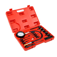 Giantz Diesel Engine Compression Tester Kit 17pcs